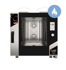 Forni Professionali a Gas Ventilati a Vapore Diretto