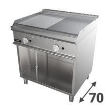 FryTop A Gas/Elettrici Serie 70