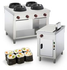 Cucine Etniche Professionali