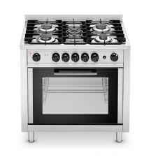 Fornelloni a Gas e Cucine Semiprofessionali