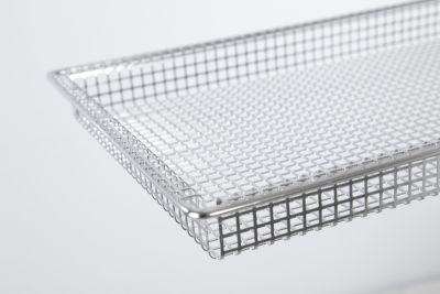 Dettaglio 2 Teglia Per Frittura GN 1/1 Altezza 40 mm