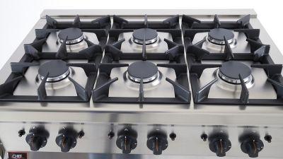 dettaglio-cucina-6-fuochi-forno-elettrico-prezzi-shock-chefline-1