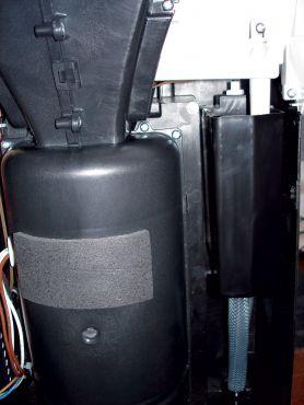 Interno Asciugamani Elettrici A Doppia Lama Aria 5