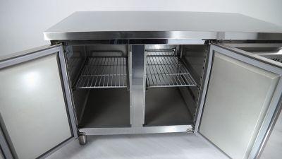 Dettaglio Tavolo Refrigerato 2 Porte Positivo Chefline 1