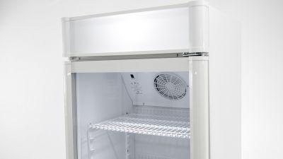 Dettaglio Vetrina Refrigerata Per Bibite 350 Litri Chefline 1