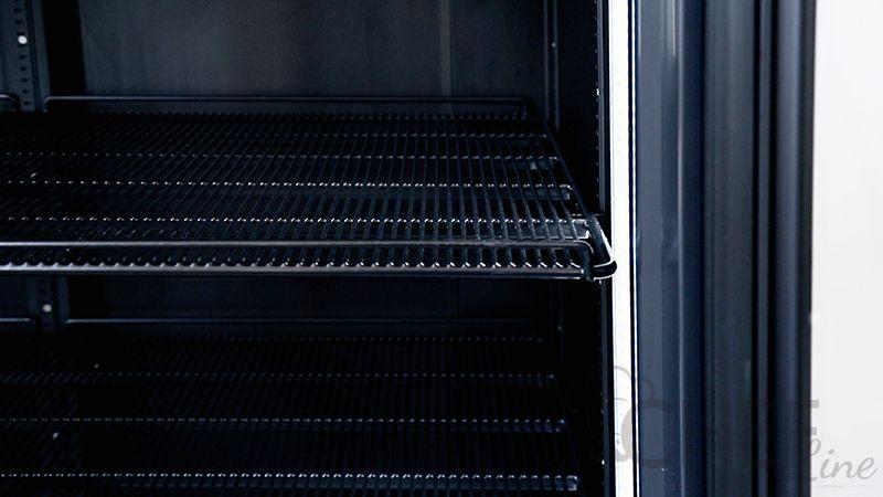 Dettaglio vetrina refrigerata 1200 litri chvp1200 chefline 03