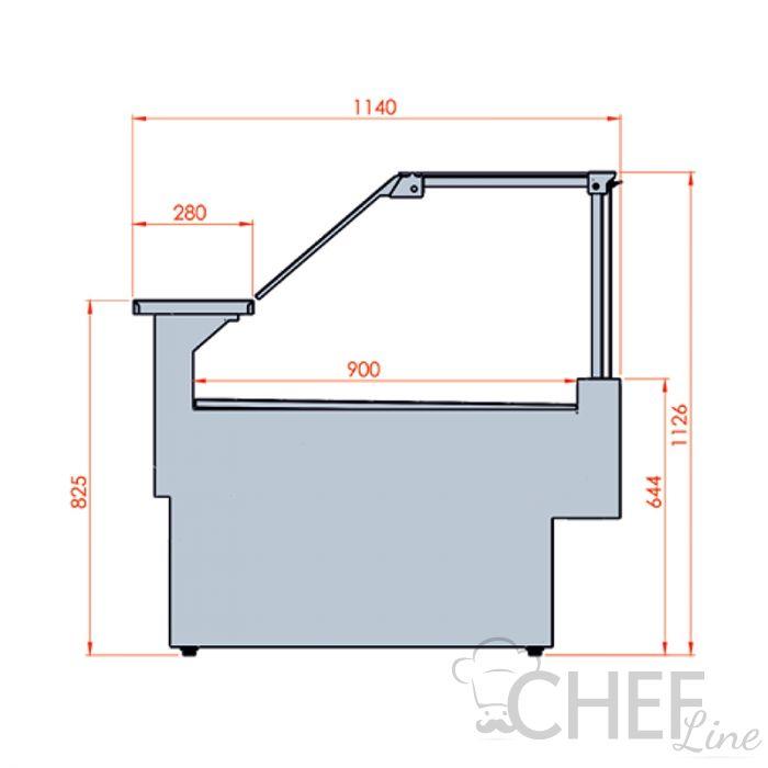 sezione-banco-frigo-vetri-dritti-114-frontale-alto-chefline