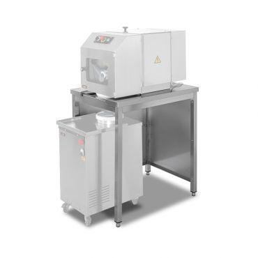 tavolo-per-combinazione-spezzatrici-arrotondatrici-destra-CHTCOSPAR-chefline-tre-qauarti-aperto