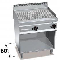 FryTop A Gas/Elettrici Serie 60