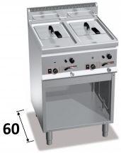 Friggitrici Professionali A Gas o Elettriche Serie 60