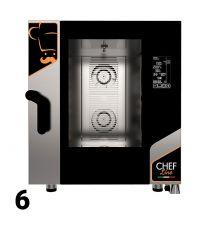 Forni Elettrici/Gas Manuali, Digitali, Touch 6 Teglie