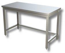 Tavoli Su Gambe Con Telaio Acciaio Inox AISI 304 Linea TOP