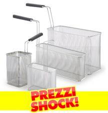 Cestello Per Cuocipasta Professionale Serie Prezzi Shock