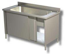 Lavapentole Acciaio Inox AISI 304 Linea TOP