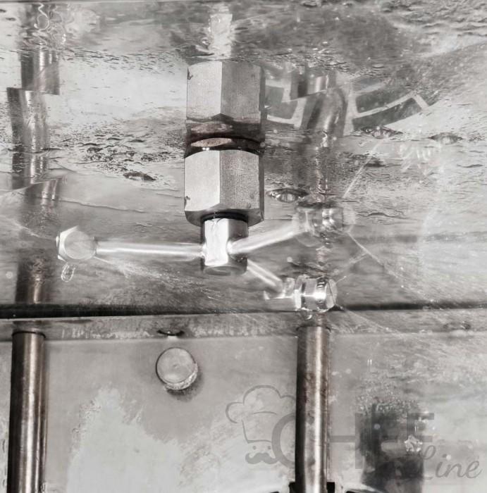 Kit Lavaggio Per Forni A Convezione TouchLine
