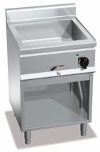Bagnomaria Elettrico Professionale Su Mobile GN 1+1/2 Profondità 60 cm