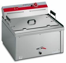 Friggitrice Professionale Da Banco Elettrica Pasticceria Capacità 22 Lt