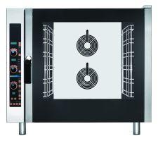 Forno Per Ristorante e Gastronomia Elettrico Digitale 6 Teglie a Convezione e Vapore Diretto