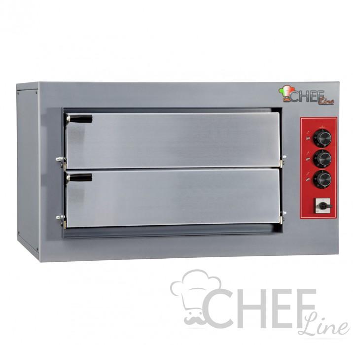 Forno elettrico per pizza professionale chfpb3t chefline - Forno elettrico pizza casa ...
