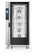 Forno Ristorante e Gastronomia Elettrico 20 Teglie Convezione Vapore Diretto Touch Control