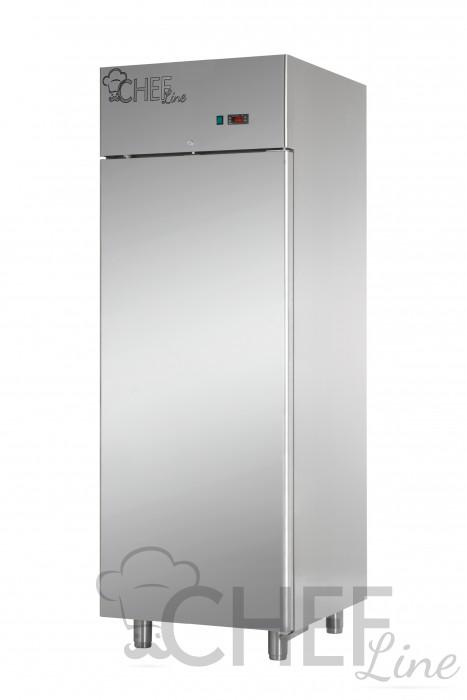Congelatore Verticale Professionale 700 -18/-22°C