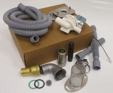 Kit Pompa di Scarico 35 W Vostra Installazione