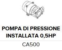Pompa di Pressione Installata Da Chefline