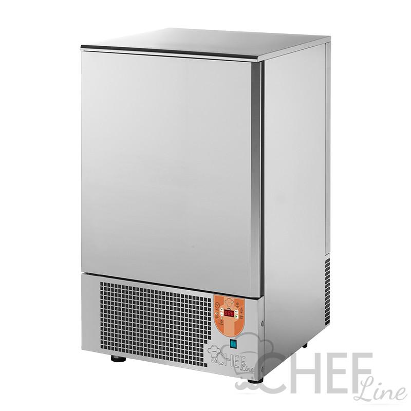 Immagine Abbattitore Di Temperatura Professionale 10 Teglie Classico Chefline