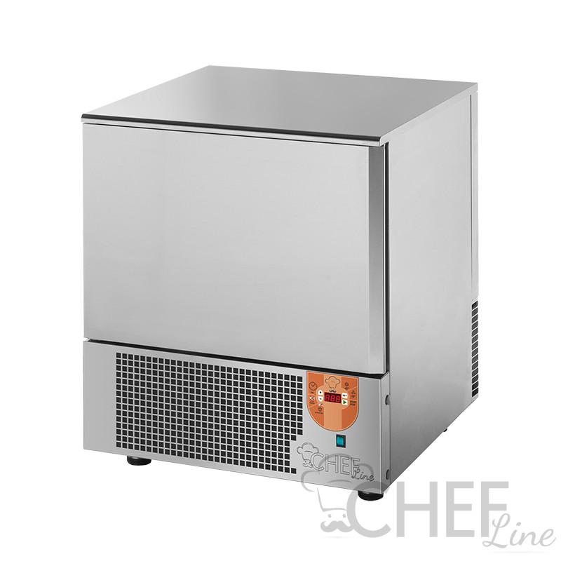 Immagine Abbattitore Di Temperatura Professionale 5 Teglie Classico Chefline