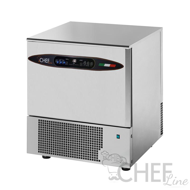 Immagine Abbattitore Di Temperatura Professionale 5 Teglie Touch Chefline