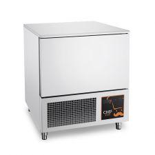 Abbattitore di Temperatura Surgelatore 5 Teglie Ristorante e Pasticceria