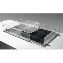 Copertura Plexiglass Per Piano Caldo Secco