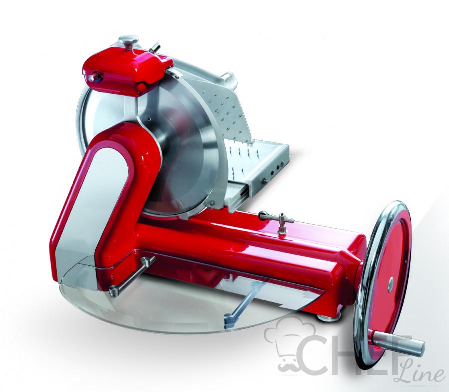 Affettatrice automatica/semiautomatica a volano rosso corse F11358402T