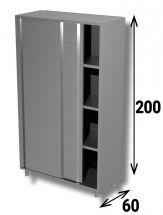 Armadi INOX AISI 304 | Migliore Qualità - Chefline