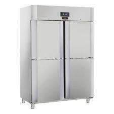 Armadio Refrigerato Professionale 1400 Positivo -2/+8°C Top Line 4 Sportelli Classe C