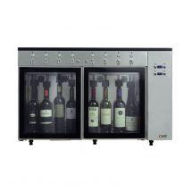 Immagine Azotatrice Per Vini Pregiati 4 + 4 Bottiglie