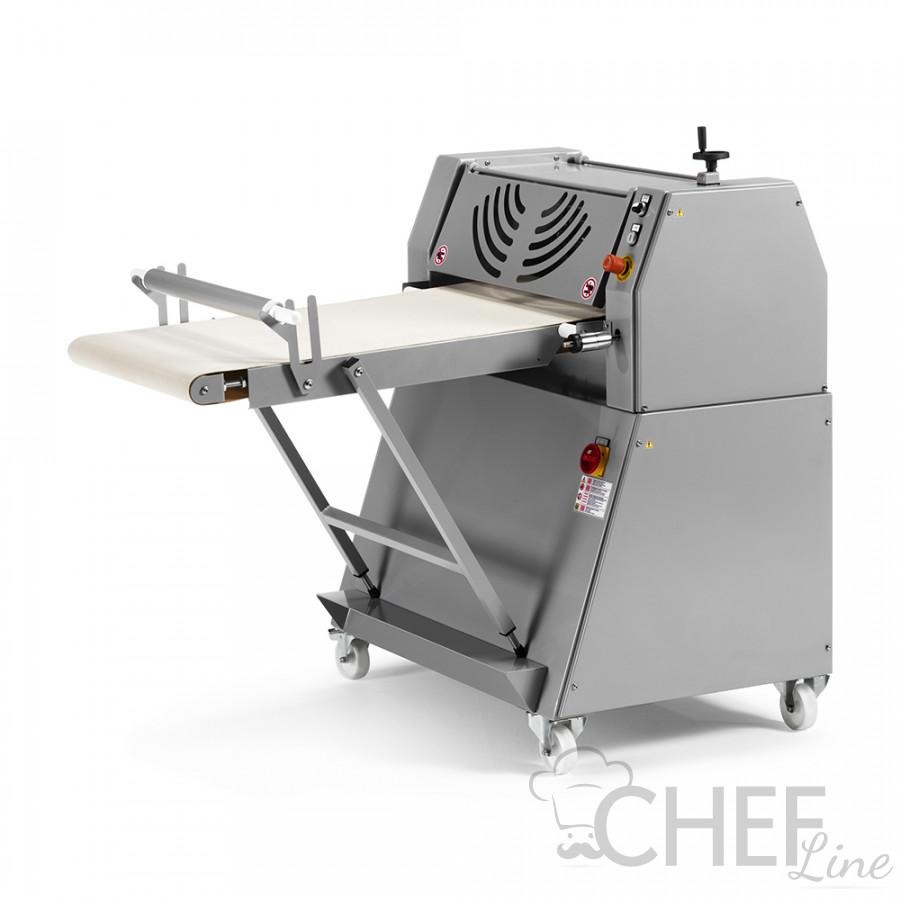 Calibratore Spessore Pasta Con Tappeti 60 cm