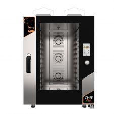 Forno Pasticceria Touch Control a Gas 10 Teglie