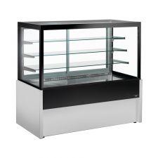Espositore Refrigerato Ventilato Cremona Senza Cella Profondità 78 cm +2°C/+6°C