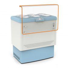 Copertura In Plexiglass Con Mensola Di Appoggio e Portagusti Per CHBGC6
