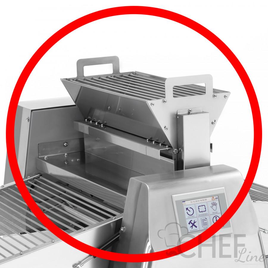 Optional Sfarinatore Automatico Inox Per Sfogliatrice