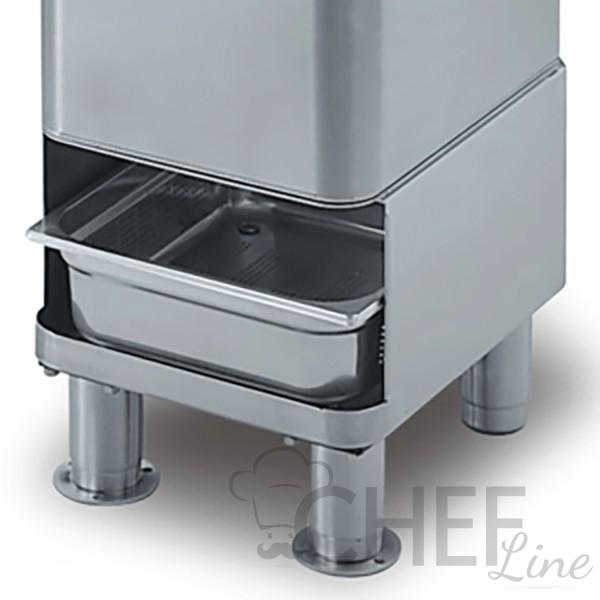 Immagine piedistallo con filtro per pelapatate PPR 6 Easy di Chefline