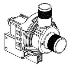 Kit Pompa di Scarico 32W Installata Da Chefline