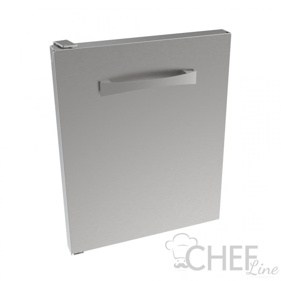 Porta Sinistra Da 40 cm Per Attrezzatura Cucina 70 Professionale