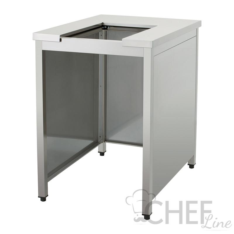 Tavolo Per Combinazione Spezzatrici e Arrotondatrici