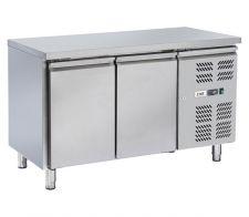 Immagine Tavolo Frigo Professionale Chefline 2 Porte