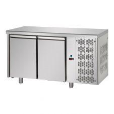 Tavolo Refrigerato 2 Porte Con Piano Pr. 70 cm