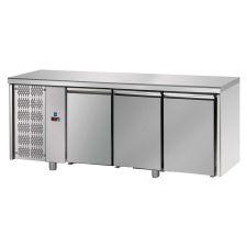 Tavolo Refrigerato 3 Porte Con Piano Pr. 70 cm