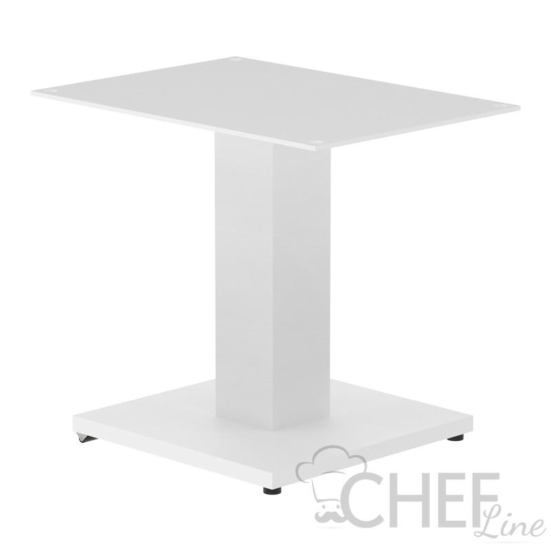 Tavolo Supporto Per Vetrina Gelateria Orizzontale 2 Vasche