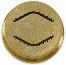 Trafila 110 mm Per Conchiglia Rustica